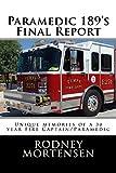 Free eBook - Paramedic 189 s Final Report