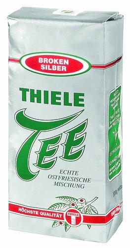 Thiele Tee Silber, 2er Pack (2 x  500 g)