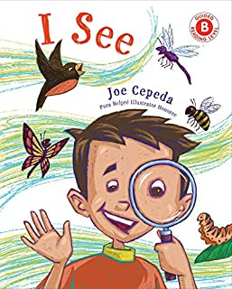 Book Cover: I See