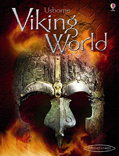 Viking World (Illustrated World History)