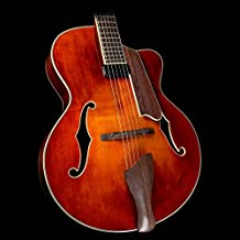 Eastman AR605CE Archtop Guitar with hard case
