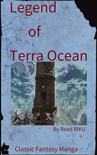 Legend of Terra Ocean Vol 05: International English Comic Manga Edition (English Edition)