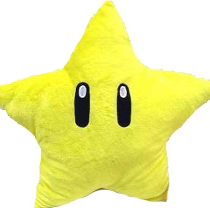 estrella de peluche