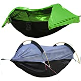 Welcome To Our Store ,  Wish You a Pleasent Shopping Time ,  Any Questions, Pls Send Us Messges Freely, We Donot Accept Any Negative Feedback ,,  We Will Give You Reply Within24 Hours ,   3IN1 One Hammock +Mosquito Net+Rainfly Cover ,You Must Have O...