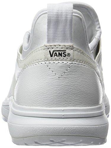 UA Basses Vans Blanc White Adulte Iso Priz Mixte Sneakers Mono wFIrqIOd