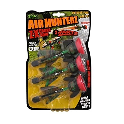 Air Hunter ZX Cross Bow Refills: Toys & Games