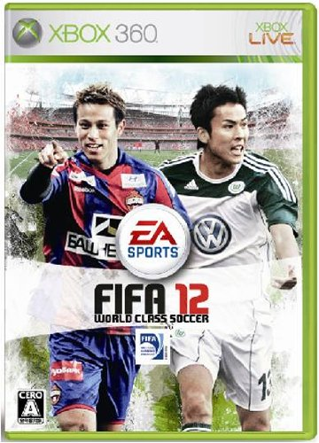 FIFA 12: World Class Soccer [Japan Import]