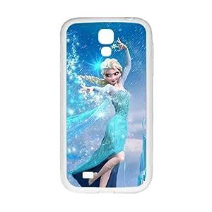DASHUJUA Charming Frozen beautiful scenery Frozen Cell Phone Case for Samsung Galaxy S4