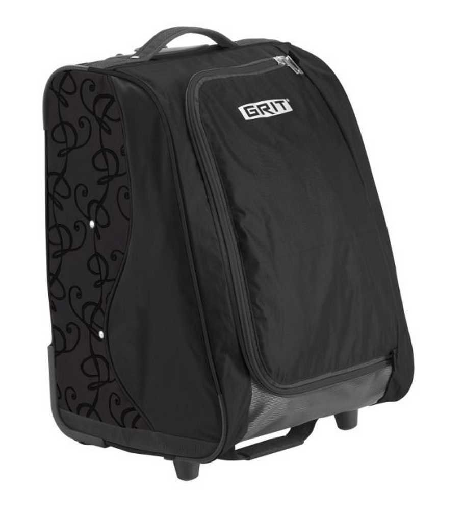 GRIT SPECIAL SKATING TOWER BAG Trolley Grit for figure skates carry as a tower with compartments arranged as a closet