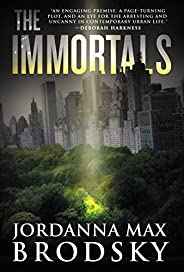 The Immortals (Olympus Bound Book 1)