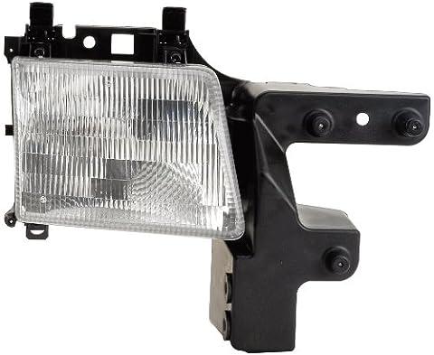 Eagle Eye Lights CS121-B001RCA Headlight Assembly - Dodge Van Headlight Assembly