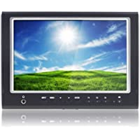 Lilliput 7 664 IPS field monitor with HDMI +LP-E6/F970/QM91D battery plate+ 4 Shutter,full Hd camcorder