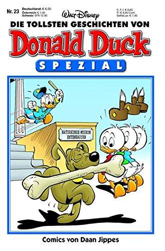 Die tollsten Geschichten von Donald Duck - Spezial Nr. 23: Comics von Daan Jippes