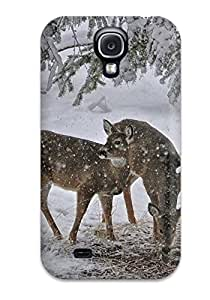 Best Galaxy High Quality Tpu Case/ Deer Case Cover For Galaxy S4