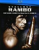 Rambo 1-3  [US Import] [Blu-ray] [Region A] [NTSC]