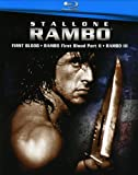Rambo Box Set (First Blood / Rambo: First Blood Part II / Rambo III ) [Blu-ray]