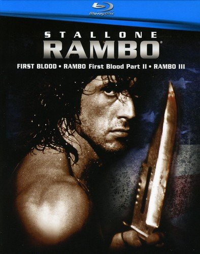 Rambo Box Set (First Blood / Rambo: First Blood Part II / Rambo III ) ()
