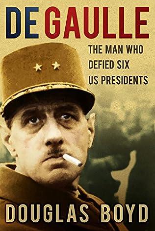 book cover of De Gaulle