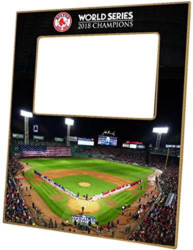 (Marye-Kelley Boston Red Sox World Series 2018 Champions Fenway Park Picture Frame )