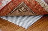 Firm Hold Non Slip Rug Pad 2' X 3' for Hard Floor Surfaces
