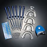 G-smart Teeth Whitening Kit. Pro Inizio Tooth Dental Care Bianco 6x gel sbiancante kit avanzato luce del decolorante