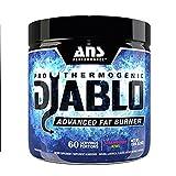 Ans Performance Diablo V2 Thermogenic Strawberry Kiwi 150g (60) serving 150 Gram