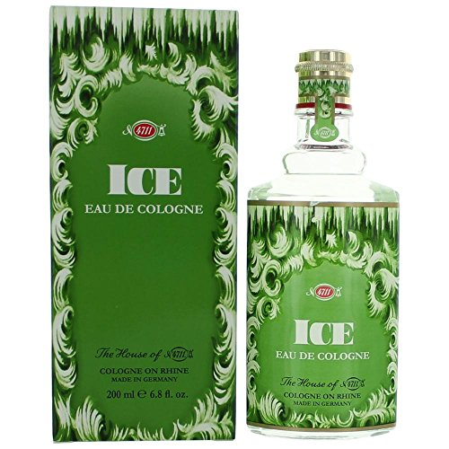 - 4711 Ice Eau De Cologne, 6.8 Ounce