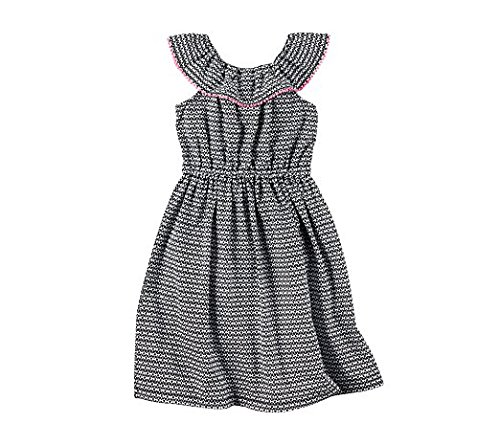 Shoulder 8 Cold Dress 2T Girls' Carter's 4 Maxi FpqSTBw