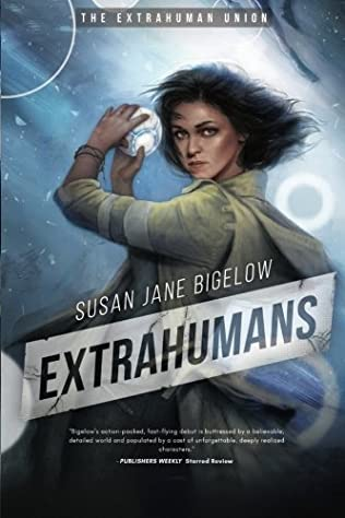 book cover of Extrahumans