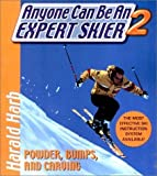 img - for Anyone Can Be an Expert Skier II: Powder, Bumps, and Carving by Harald Harb (2001-01-30) book / textbook / text book