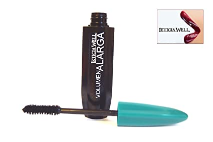 Mascara ojos negro Intense – Pestañas allongeant – Leticia Well