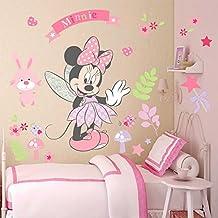 Disney's Minnie Mouse wall sticker by Disney