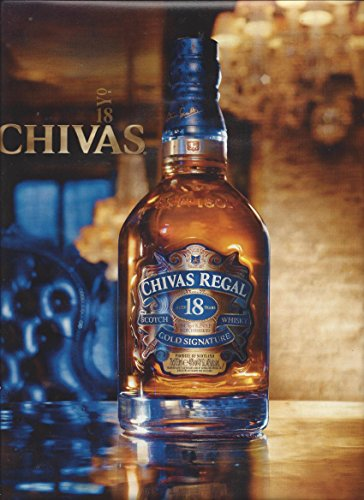 print-ad-for-2009-chivas-regal-18-year-scotch-at-cristal-room-baccarat-paris
