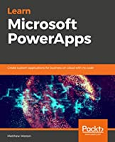 Learn Microsoft PowerApps Front Cover