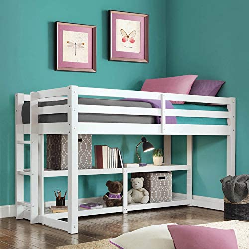 Better Homes and Gardens Loft Storage Bed
