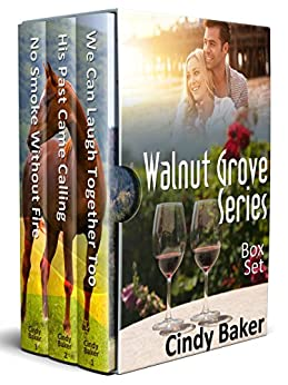 The Walnut Grove Series Omnibus Edition: Second Chances by [Baker, Cindy]