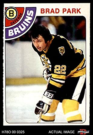 outlet store 6b7d9 b433b Amazon.com: 1978 O-Pee-Chee # 79 Brad Park Boston Bruins ...