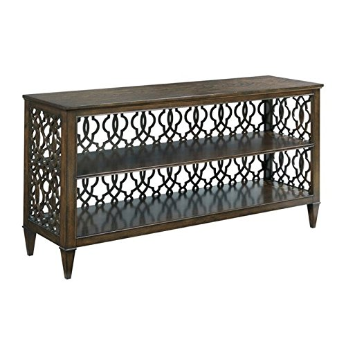 American Drew Grantham Hall Console Table in - American Drew Table Sofa