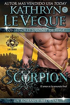SCORPION. Un romance medieval. Serie de de Wolfe eBook: Le Veque ...