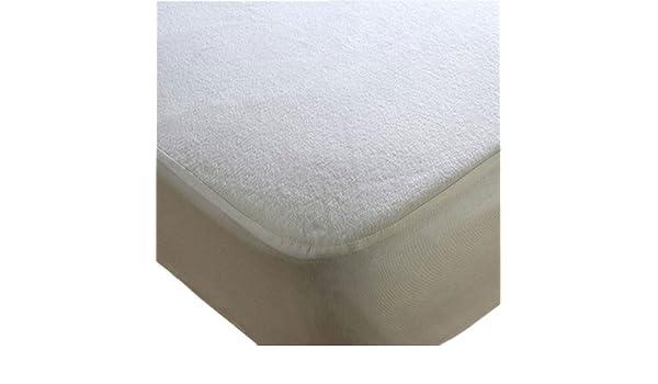 Sweet Home Protector de colchón de Rizo Impermeable para Cama Individual pequeña: Amazon.es: Hogar