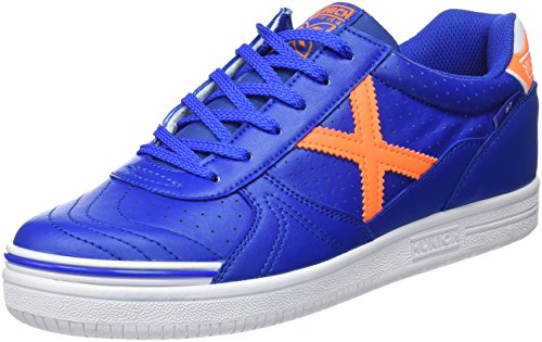 Munich G-3 Profit, Zapatillas de Deporte Unisex Adulto Azul (Blue/Orange 805)