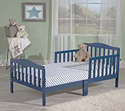 Orbelle Toddler Bed, 3-6T, Navy