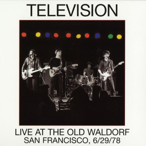 Live At The Old Waldorf (Television Old Waldorf)