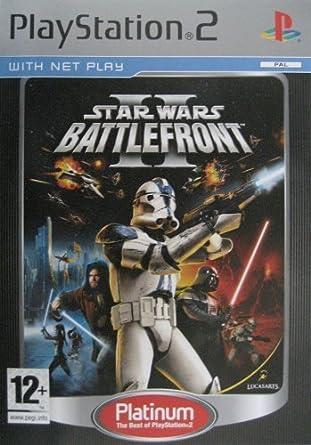 Star Wars Battlefront II (PS2) [PlayStation2] - Game [Importación ...