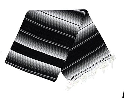 grey-black-mexican-serape-saltillo-yoga-blanket