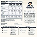Quaker Instant Oatmeal, 4 Flavor Variety