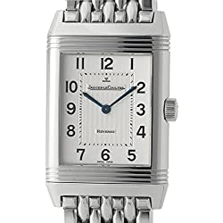 Jaeger LeCoultre Reverso Quartz Male Watch 270.8.08 (Certified Pre-Owned)