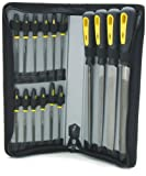 Rolson 24779 16pc File Set With Pouch