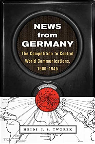 News from Germany: The Competition to Control World