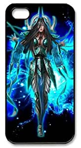 LZHCASE Personalized Protective Case for iphone 5 - League of legends irelia